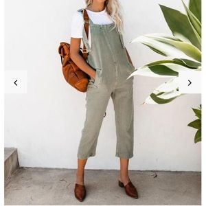 Vici Collection Overalls/ Jumpsuit